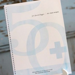 50 Recipe Charity Book