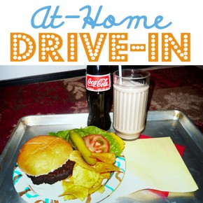 Blast from the Past drive-in date