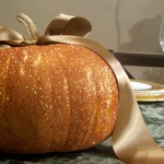 Glitter Pumpkin Mini Date