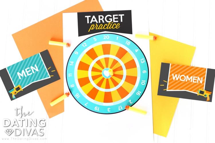 Nerf Wars Target Practice