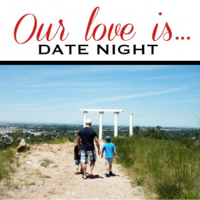Our Love Is... 3 mini-dates in one!