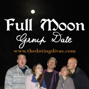 Full Moon Twilight Saga group date night idea.