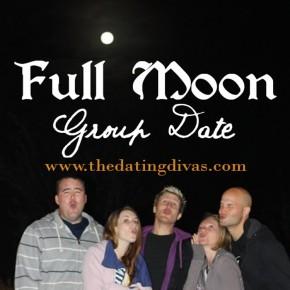 Full Moon Twilight Saga group date night idea.