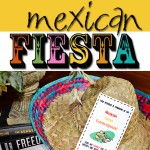 Mexican Fiesta Date!