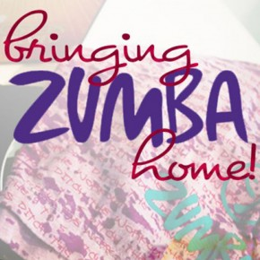 Zumba love, an intimacy idea.