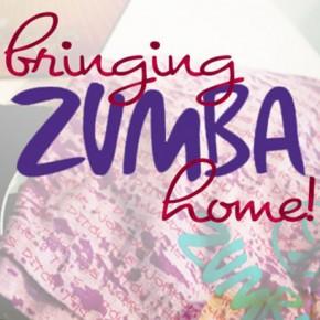 Zumba love, an intimacy idea.