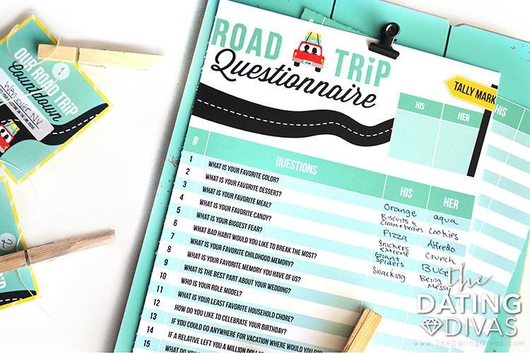 Spouse Questionnaire