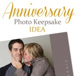 Anniversary Photo Keepsake Idea!