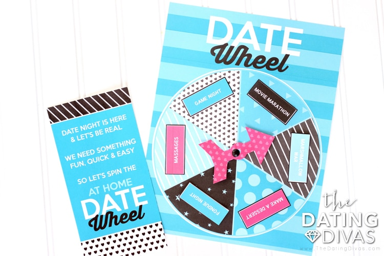 Date Wheel Night