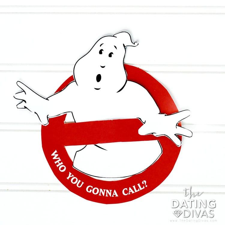 Ghostbuster Invitation