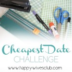 Friendly Competition {Happy Wives Club}