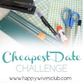 Cheapest Date Night Challenge