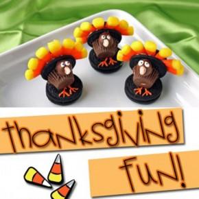 Thanksgiving Day prep date fun!