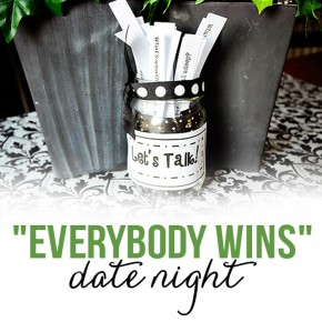 Your Choice, My Choice, everybody wins communication date night idea.