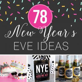 78 New Year's Eve Ideas
