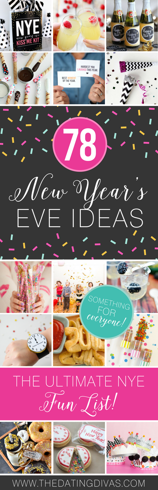 New Years Eve Ideas The Dating Divas