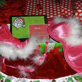 Naughty or Nice? A Christmas date idea.
