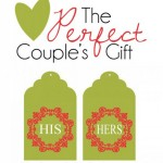 Perfect {last minute} Christmas Gift