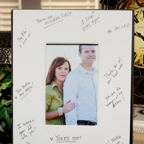 Photo Love Notes gift idea.