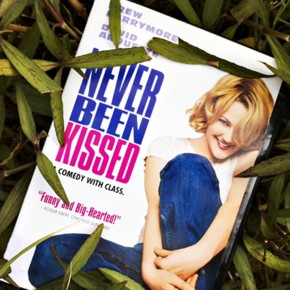 """Never Been Kissed"" movie date night ideas."