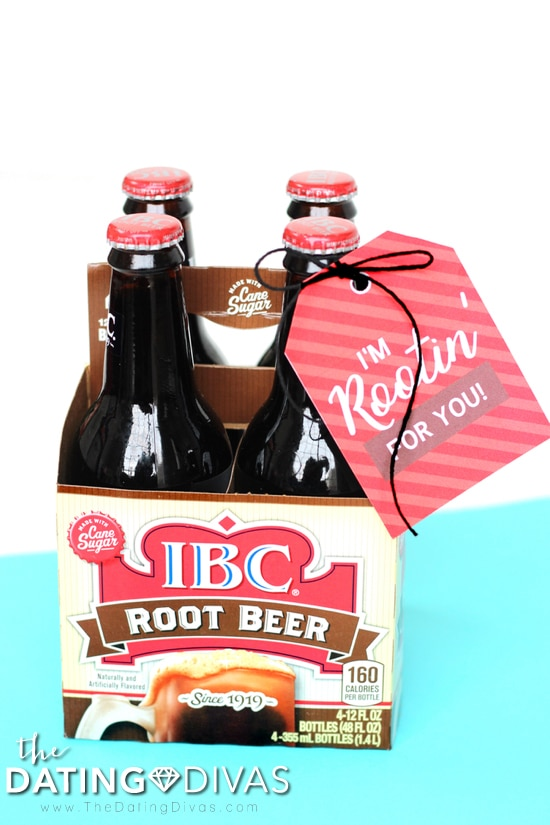 Root Beer Gift Tag