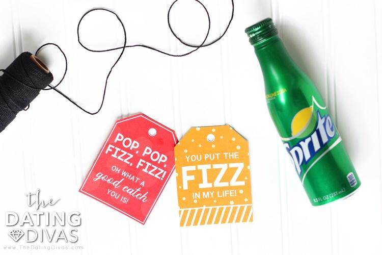 Soda Pop Tags