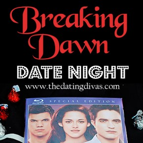 Breaking Dawn Twilight Movie Date