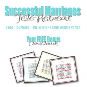 Successful Marriage Teleretreat