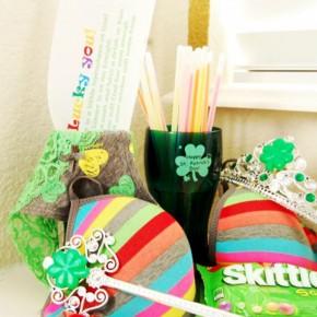 Taste the Rainbow - a St. Patrick's Day Intimate Idea.
