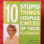 10 Stupid Things Couples Do