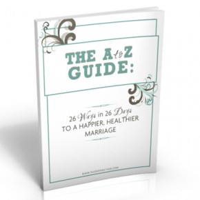 The A to Z Guide Marriage Advice eBook