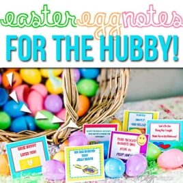Easter Egg Love Notes for Him