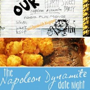 Napoleon Dynamite date idea