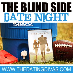 The Blind Side movie date night