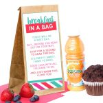 Breakfast in a Bag!
