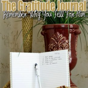 Gratitude Journal Activity
