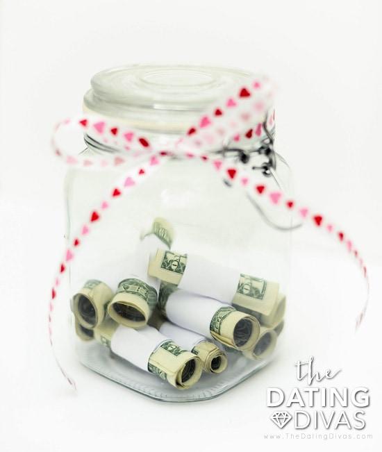 Dollar Date Night Jar
