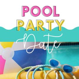 Pool Date Idea