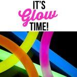 Glowing Scavenger Hunt Date