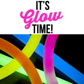 Glow In The Dark Date