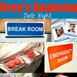 Grey's Anatomy Date Night