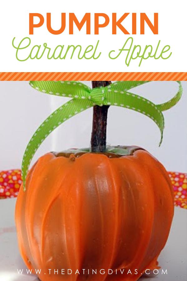 Pumpkin Caramel Apple Pinterest