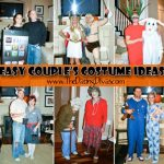 Couple's Halloween Party