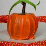 Pumpkin Caramel Apple