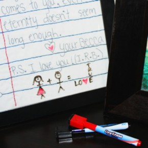 Dry Erase Doodles