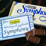 Symphony Chocolate Treat Note
