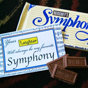 Symphony Chocolate Treat
