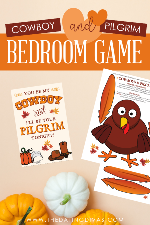Cowboy and Pilgrim Bedroom Game Pinterest (1)