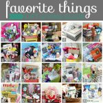 """Favorite Things"" Blog Hop Giveaway"