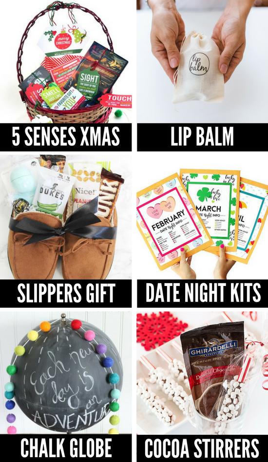 Christmas DIY Gifts for Men